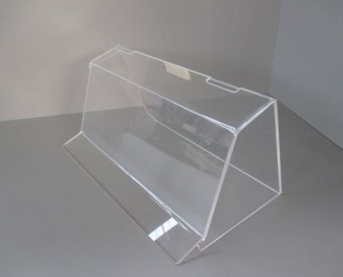 Protezione in plexiglas